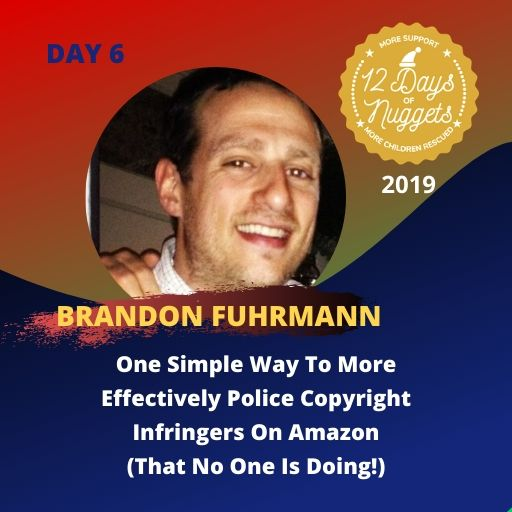 DAY 6: One Simple Way To More Effectively Police Copyright Infringers On Amazon (That No One Is Doing!)