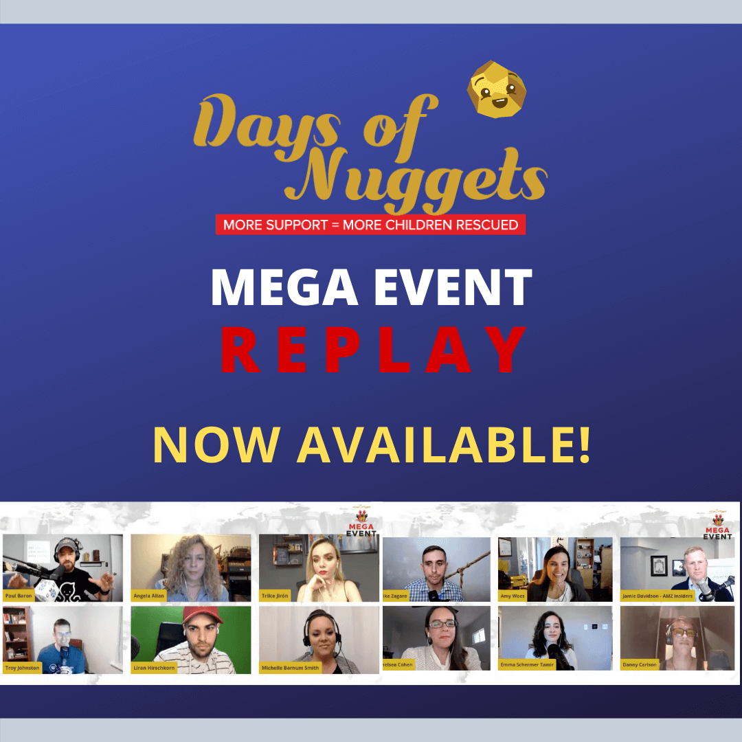 Days of Nuggets Mega Event REPLAY Now Available!