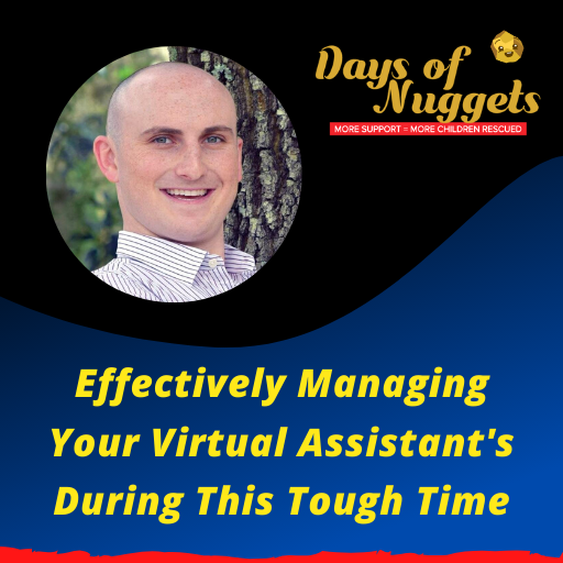 Weekly Nugget: Effectively Managing Your Virtual Assistant's During This Tough Time with Nathan Hirsch of Outsource School & Freeup Marketplace