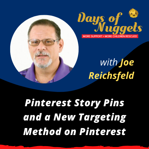 Weekly Nugget: Pinterest Story Pins and a New Targeting Method on Pinterest with Joe Reichsfeld