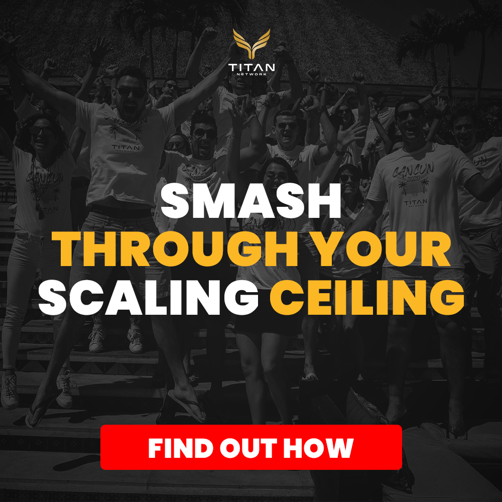 Smash Through Your Scaling Ceiling